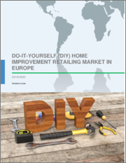 Do-it-Yourself (DIY) Home Improvement Retailing Market in Europe 2019-2023