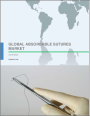 Global Absorbable Sutures Market 2019-2023