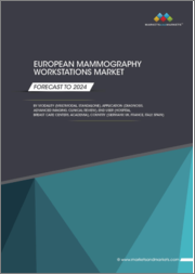European Mammography Workstations Market by Modality (Multimodal, Standalone), Application (Diagnosis, Advanced Imaging, Clinical Review), End User (Hospital, Breast Care Centers, Academia), Country (Germany, UK, France, Italy, Spain) - Forecast to 2024