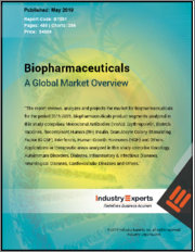 Biopharmaceuticals - A Global Market Overview