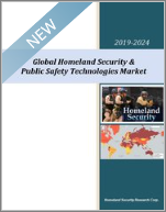 Public Safety & Homeland Security Technologies Market 2019-2024: Big Data & Artificial Intelligence and Video Analytics - Fastest Growing Technological Markets