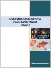 Global Homeland Security & Public Safety by Vertical Markets 2019-2024: Homeland Security Market Analyzed by 16 Vertical Markets