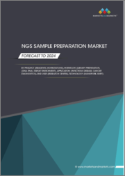 NGS Sample Preparation Market by Product (Reagent, Workstations), Workflow (Library Preparation [DNA, RNA], Target Enrichment), Application (Infectious Disease, Cancer Diagnostics), Technology (SMRT, Nanopore) - Forecast to 2024