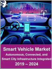 Smart Vehicle Market: Autonomous, Connected, and Smart City Infrastructure Integrated 2019 - 2024