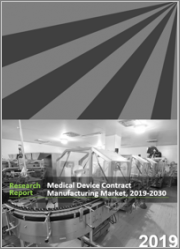 Medical Device Contract Manufacturing Market, 2019-2030