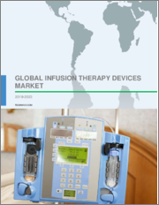 Global Infusion Therapy Devices Market 2019-2023