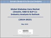 Global Diabetes Care Market (Insulin, OAD & GLP-1): Industry Analysis & Outlook (2019-2023)