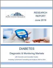 Diabetes Diagnostic & Monitoring Markets with Executive and Consultant Guides. Including Customized Forecasting and Analysis 2020 to 2024