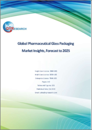 Global Pharmaceutical Glass Packaging Market Insights, Forecast to 2025
