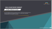 Halal Ingredients Market by Type (Ingredients for Food & Beverage Industry, Ingredients for Pharmaceutical Industry, Ingredients for Cosmetics Industry), Application (Food & Beverage, Pharmaceuticals, and Cosmetics), and Region - Global Forecast to 2025