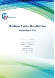 Global Liquid Crystal on Silicon (LCoS) Sales Market Report 2019