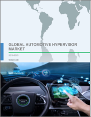 Global Automotive Hypervisor Market 2019-2023