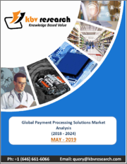 Global Payment Processing Solutions Market (2018 - 2024)