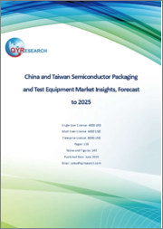 China and Taiwan Semiconductor Packaging and Test Equipment Market Insights, Forecast to 2025
