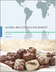 Milk Chocolate Market by Type and Geography - Global Forecast and Analysis 2019-2023