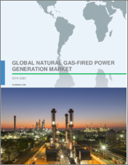 Natural Gas-Fired Power Generation Market by Type and Geography - Global Forecast and Analysis 2019-2023