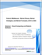 Robotic Middleware: Market Shares, Strategies and Forecasts, Worldwide 2019 to 2025