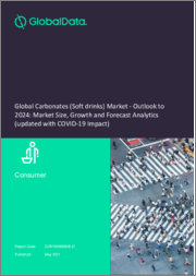 Global Carbonates (Soft Drinks) Market - Outlook to 2024: Market Size, Growth and Forecast Analytics