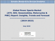 Global Power Sports Market (ATV, SSV, Snowmobiles, Motorcycles & PWC) Report: Insights, Trends and Forecast (2019-2023)