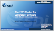 The 2019 Market for Laboratory Software LIMS, CDS, MSS & Other Informatics