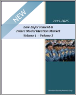 Law Enforcement & Police Modernization Market 2020-2025: 2025 Market $59.9B, 234 Submarkets, 43 National Markets