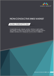 Non-Conductive Ink Market by Substrate (Glass, Ceramic, Acrylic), Application (PCB Panels, PV Panels, Led Packaging), and Region (North America, Europe, APAC, Middle East & Africa, South America) - Global Forecast to 2024