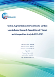 Global Augmented and Virtual Reality Contact Lens Industry Research Report Growth Trends and Competitive Analysis 2019-2025
