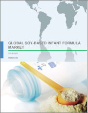 Soy-Based Infant Formula Market by Application & Geography - Global Forecast and Analysis 2019-2023