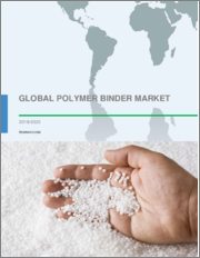 Polymer Binder Market by Application and Geography - Global Forecast 2019-2023