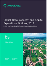 Global Urea Capacity and Capital Expenditure Outlook, 2019 - India and Iran Lead Global Capacity Additions