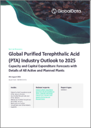 Global Purified Terephthalic Acid (PTA) Industry Outlook to 2023 - Capacity and Capital Expenditure Forecasts with Details of All Active and Planned Plants