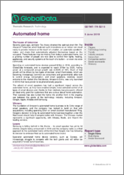 Automated Home - Thematic Research