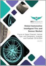 Global Automotive Intelligent Tire and Sensor Market: Focus on Sales Channel, Vehicle Type, and Geography- Analysis & Forecast, 2019-2024