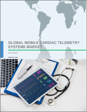 Mobile Cardiac Telemetry Systems Market by Technology and Geography - Global Forecast 2019-2023