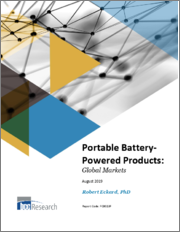 Portable Battery-Powered Products: Global Markets
