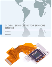 Semiconductor Sensors Market by End-users and Geography - Global Forecast 2019-2023