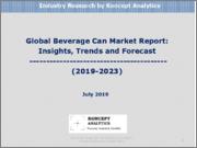 Global Beverage Can Market Report: Insights, Trends and Forecast (2019-2023)