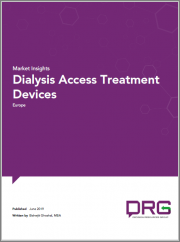 Dialysis Access Treatment Devices | Medtech 360 | Market Insights | Europe | 2019