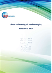 Global Pad Printing Ink Market Insights, Forecast to 2025