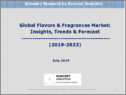 Global Flavors & Fragrances Market Report: Insights, Trends & Forecast (2019-2023)