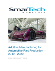 Additive Manufacturing for Automotive Part Production - 2019 - 2029