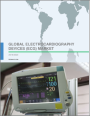 Global Electrocardiography Devices (ECG) Market 2019-2023