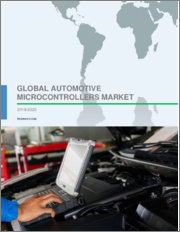 Global Automotive Microcontrollers Market 2019-2023