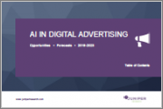 AI in Digital Advertising: Opportunities & Forecasts 2019-2023