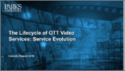The Lifecycle of OTT Video Services - Service Evolution