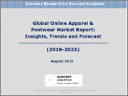 Global Online Apparel & Footwear Market Report: Insights, Trends and Forecast (2019-2023)