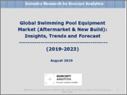 Global Swimming Pool Equipment Market (Aftermarket & New Build): Insights, Trends and Forecast (2019-2023)