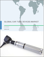 Global Ear Tube Devices Market 2019-2023