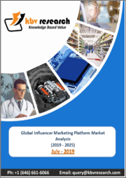 Global Influencer Marketing Platform Market (2019-2025)