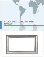 Digital Photo Frame Market by Distribution Channel, Power Source, and Geography - Global Forecast and Analysis 2019-2023